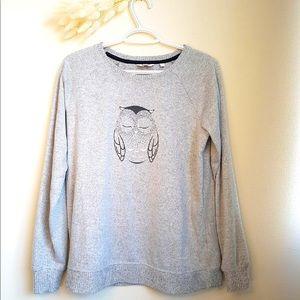 💕3 for $25💕 Soft owl sweat shirt